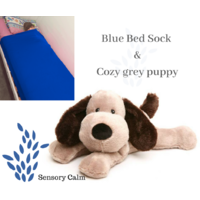 Grey Cozy Puppy Bundle