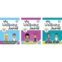 My Wellbeing Journal Primary Years 3-4