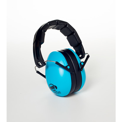 Em's earmuffs for Kids Blue